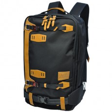 3 Way Backpack Black