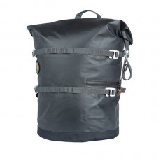 High and dry rolltop 20 l Black