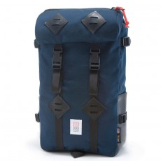 Klettersack Navy Leather 22L