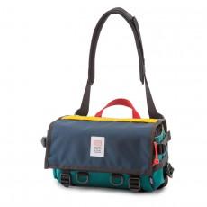 Field Bag Teal Navy