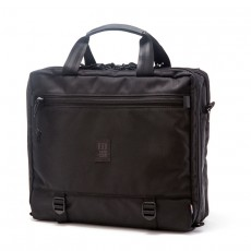 3-Day Briefcase Black / Olive