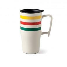 Brave Star Ceramic Travel Mug