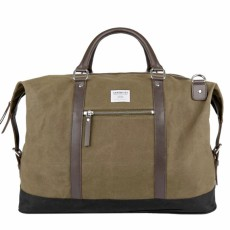 Jordan Canvas Waxed Olive 33 litres