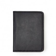 Passport & Card Case Marron