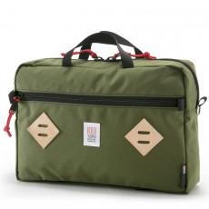 Mountain Briefcase Olive Bolsa en Bandolera