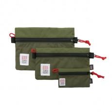 Topo Accessory Bags Olive