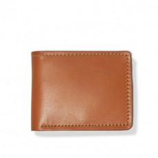 Portefeuille Bifold Tan Leather