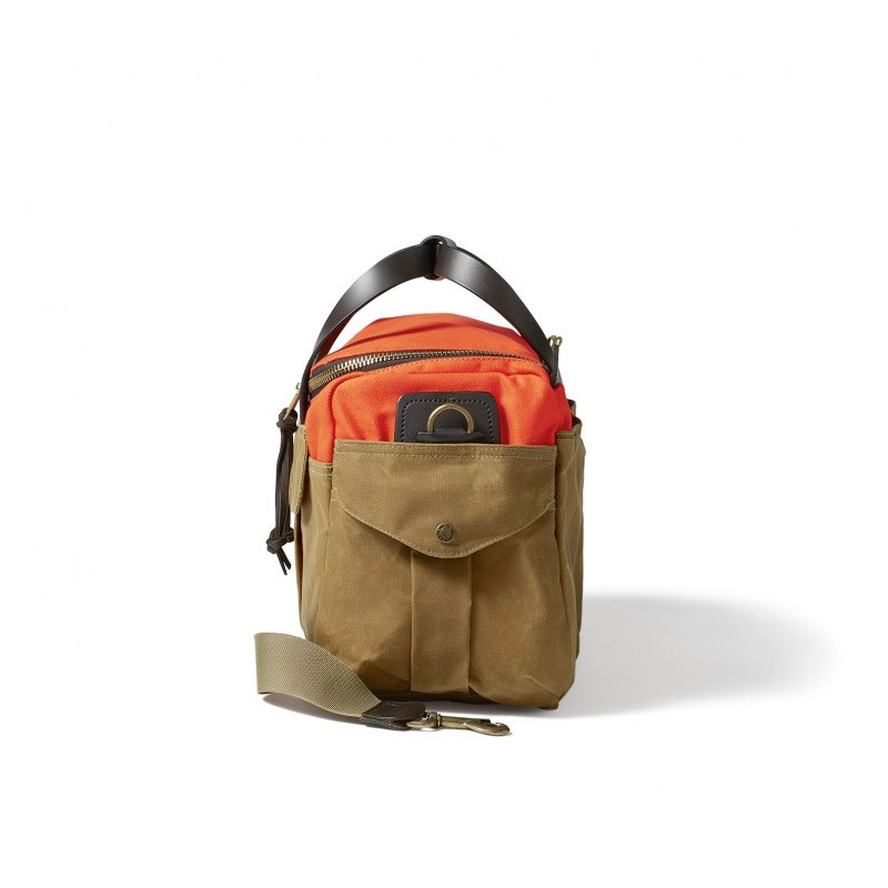 Filson Heritage Sportsman Bag Orange 489,00 € 591143acdb