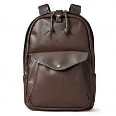 Journeyman Backpack Weatherproof Leather Sierra Brown
