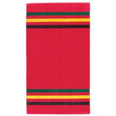 Serviette de SPA Glacier National Park Red