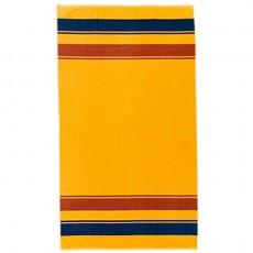 Glacier National Park Spa Towel Marigold