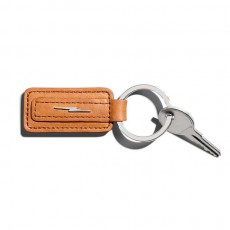 Key Fob Lightening Bolt Bourbon