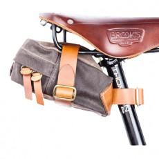 Courier Saddle Bag Obsidian