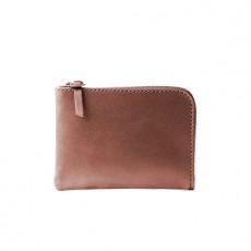 Universal Zip Wallet Cognac