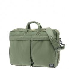 Tanker 2 Way Briefcase Green Bolsa en Bandolera