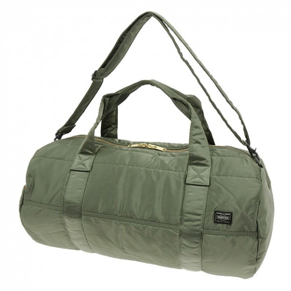 Porter Yoshida Tanker 2 Way Boston Bag M Green 565 806334d104658