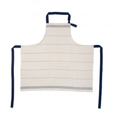 Apron Falcon White and Blue