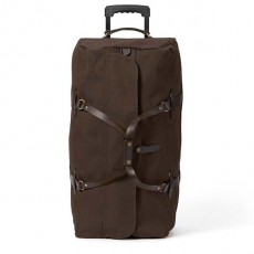 Rolling Duffle Large Brown