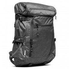 Ruckpack Sergé Charcoal