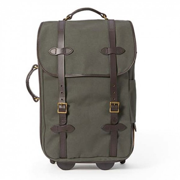 Rolling Check-in Bag Medium Otter Green