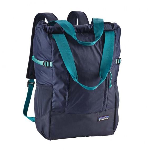 Lightweight Travel Tote Bag Navy Blue