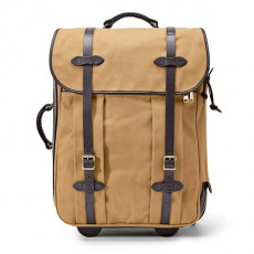 Rolling Check-in Bag Medium Tan