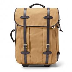 Rolling Check-in Bag Medium Tan