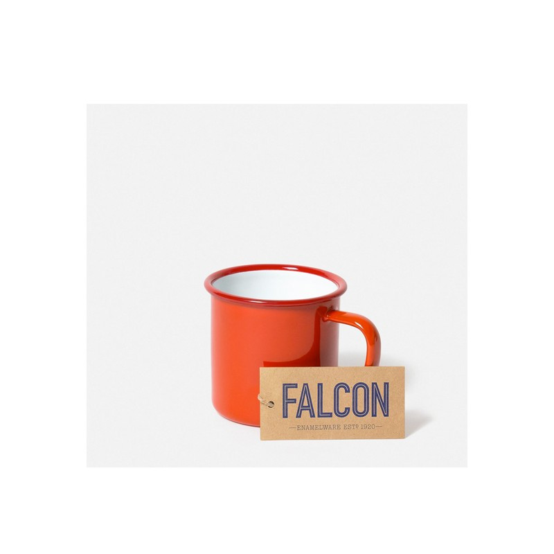 falcon enamelware mug email rouge 12 50. Black Bedroom Furniture Sets. Home Design Ideas