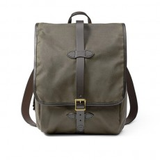 Tin Cloth Backpack Otter Green