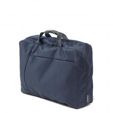2 Way Briefcase Bleu