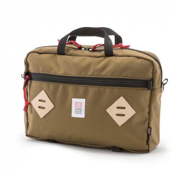 Mountain Briefcase Coyotte