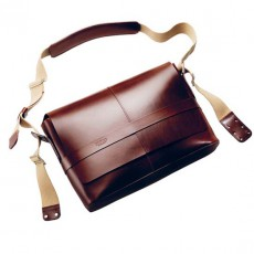 Barbican Medium Cuir Marron