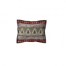 Pine Lodge Brown Cushion Cover