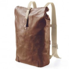 Pickwick 26 Thick Leather Cult Dark Tan Brown
