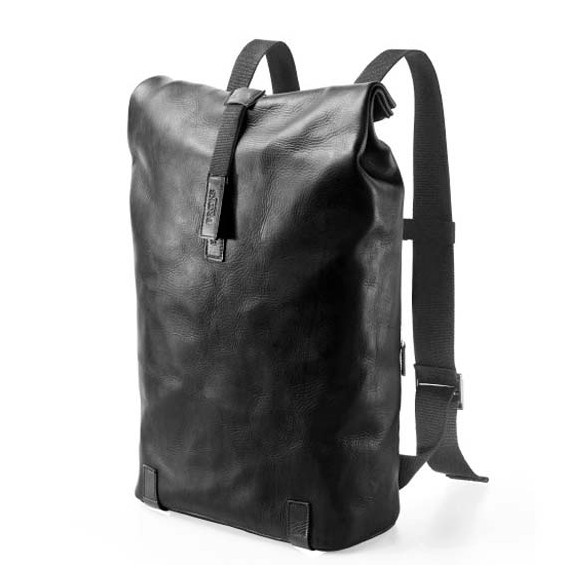 Pickwick 26 Thick Leather Cult Black