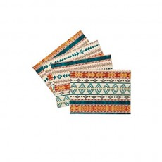Bright Mesa Ivory Placemat Set 4