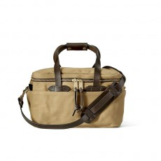 Compartment Bag Small Tan