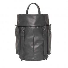 Saar Alias Leather Medium Black