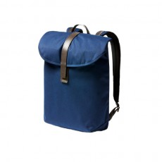 Slim Backpack Blue