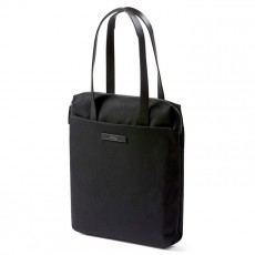 Slim Work Tote Black