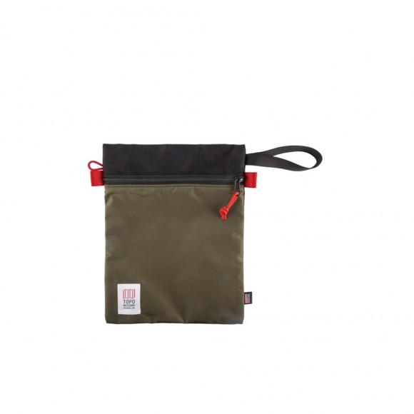 Utility Bag Noir/Olive