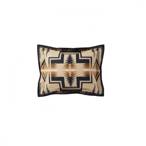 Harding Black Cushion Cover