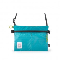 Accessory Shoulder Bag Turquoise