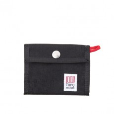 Snap Wallet Black
