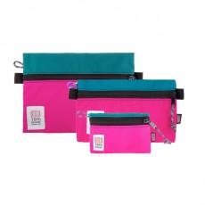 Topo Accessory Bag Turquoise