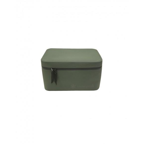 Trousse de Toilette Imperméable Taille M Olive