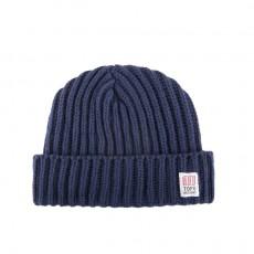 Wool Beanie Blue