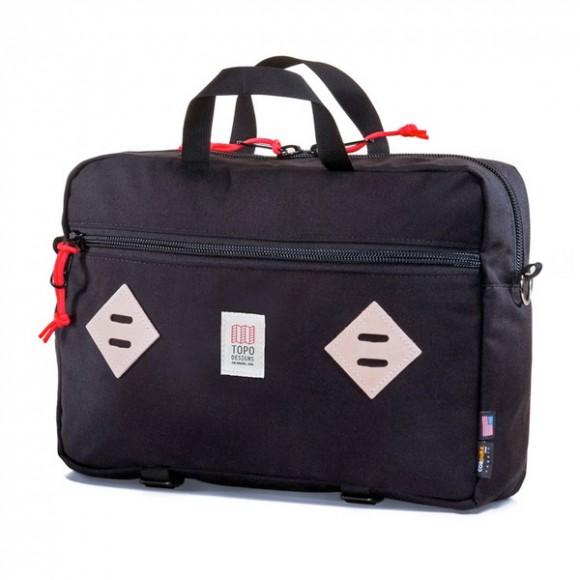 Mountain Briefcase Black