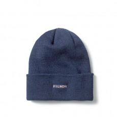 Bonnet laine Bleu