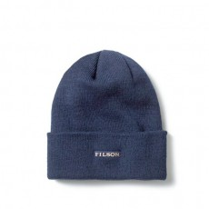Wool Cuff Cap Navy